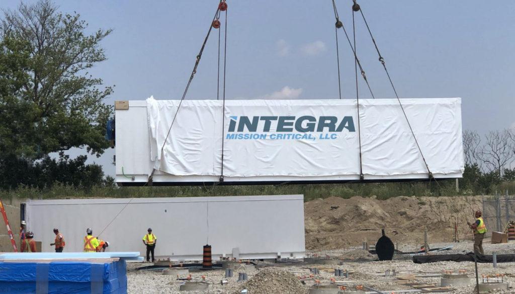 Integra Powerblox delivery